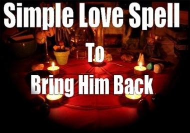 cast a love spell to bring back your lover in 48hrs Drdene