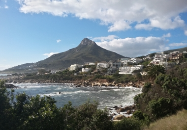 write travel blog articles about Cape Town and South Africa