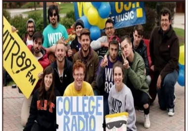 Send Your Music To 3000 College Radio Stations