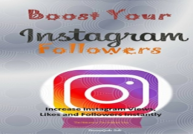 Add 3000 Instagram Followers [5 Follows Per Minute]