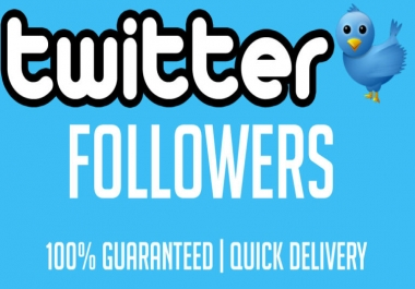Provide 900+ Twitter Followers [10K] [1H - 1K/D - AR15]