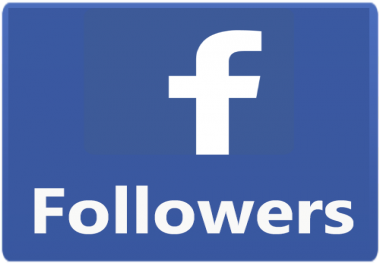 Provide 4000 Facebook Profile Follower [5K] [R30] ⭐
