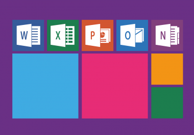 type and edit documents using Microsoft Office Package and do file conversions