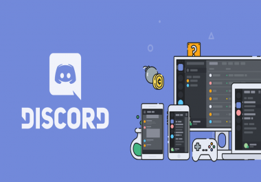 create a professional discord server for your community
