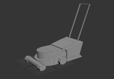 create a small 3D prop of whatever you want