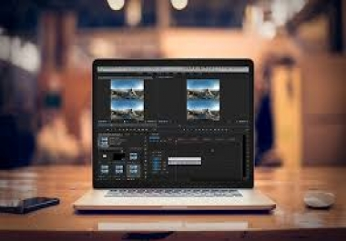professionally edit your raw video
