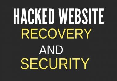 fix hacked WordPress website and clean malware