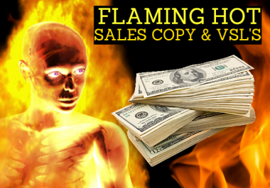 Create Red Hot Sales Copy Or Video Sales Letters