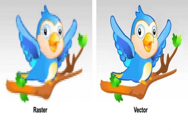convert your logo or image to vector within 48 hours