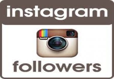 give 29,000+ Real Active Instagram Followers HQ