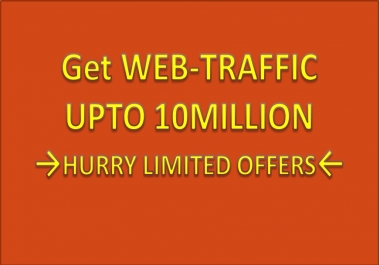 bring unlimited website traffic worldwide