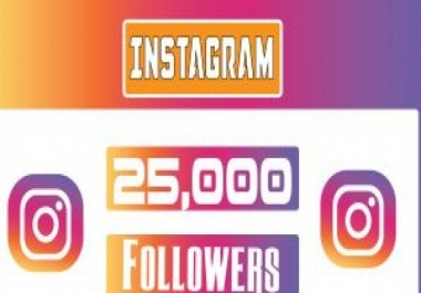 Give you 20000 Instagram Followers