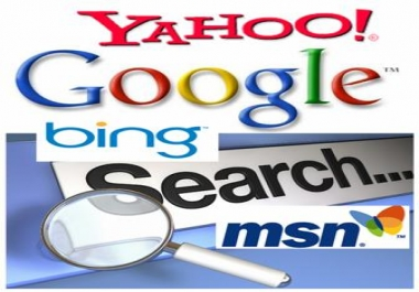 Send your site/blog to +140 search engines