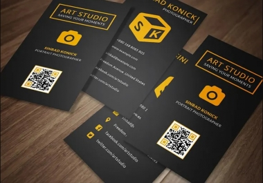 Make Business Card Logo Identity For Your Idea