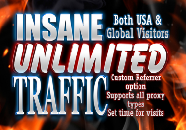 deliver 10000 UK website traffic