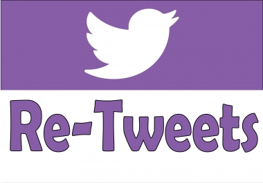 Give 250 Twitter Retweets (USA)