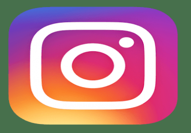 Give you 100 instagram followers,100 likes,up to 5000 video views