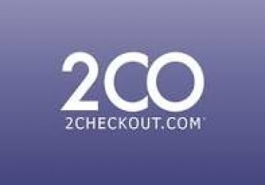 sell you 2checkout coupon code which let you signup free on 2CO