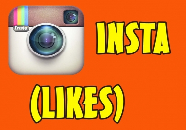 deliver 1000 Instagram Likes >> Instant start >>