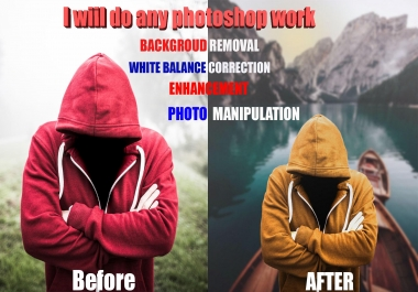 be your professional photo editor