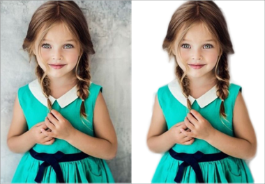 Remove background from 5 of your images
