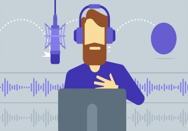 Record A Broadcast Quality American Male Voiceover In Record Time
