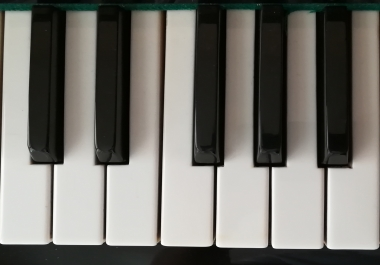 compose and record a piano melody loop for your beats