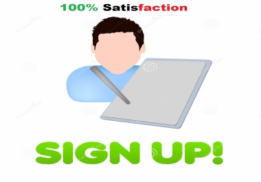 Give 50+ Refferal Signup worldwide or USA based