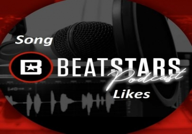 Get you 100 Real USA beatstars Likes Promotion Your Remix