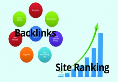 Give Massive 1,500+ Authority Backlinks Your Site– Rank in Google