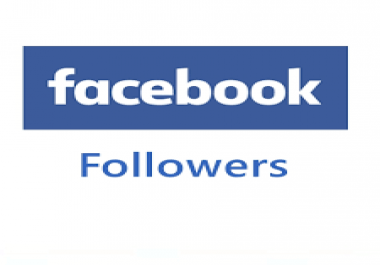 provide 3,000 Facebook Real and Active Followers