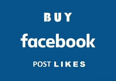 deliver 400 Facebook Post Photo Video Likes