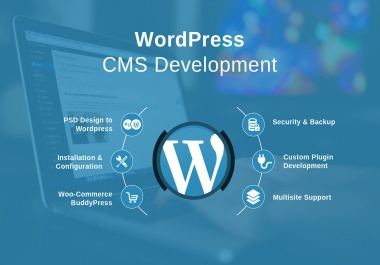 Install and Customize your wordpress theme