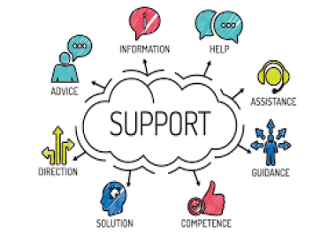 serve you better in technical support and web development