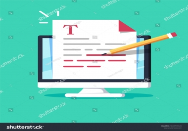 write and edit articles/blogs.