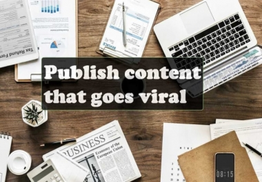 write a beautiful article for your site that makes sense for $ 30