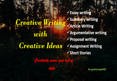 do creative and magnificent ghostwriting