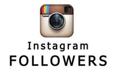 Get You 3000+ Instagram followers real & Active