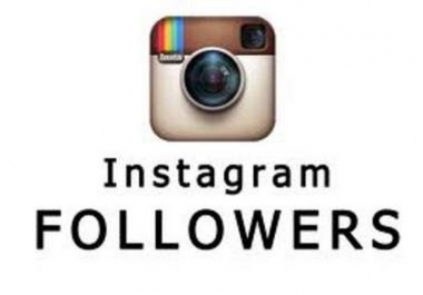 Get You 4000+ Instagram followers real & Active