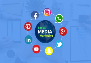 promote your product/service on social media platforms
