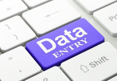 enter data for u and copying pasting of data