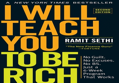 Teach You To Be Rich