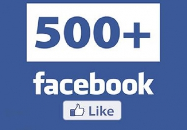 Give you Instant Fast 500 Facebook Photo,Post Likes