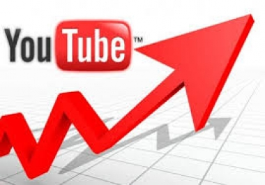 Provide you 2,500 Youtube Views
