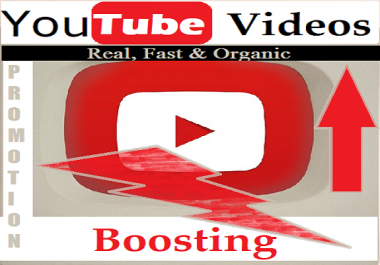 do the quickest organic youtube promotion