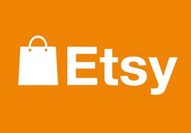 drive 5000 Quality SEO Traffic to ETSY ecommerce shop listing Product