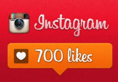 give you 700 Instagram likes