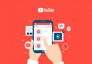 provide you 5k to 6k Non Drop Organic Youtube Marketing