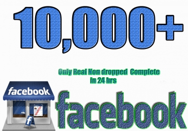 Provide You 10,000 Facebook Fan page Likes