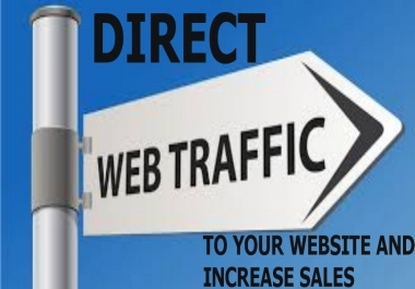 Provide Website Traffic [ UK ]